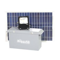 SOLAR FLOOD LIGHT SYSTEM 850 LUMENS Solar Flood Lights, Lighting System, Toy Chest, Storage Chest, Technology, Cabinet, Furniture, Home Decor, Products