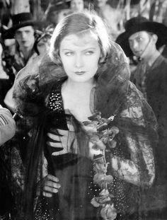 """Greta Garbo in """"The Temptress"""" (1926)"""