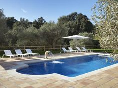 This amazing swimming pool is in a stunning villa in the the Costa Brava. Perfect for a stag do, hen party or birthday celebration. Mas Torroella, Palafrugell, Spain. Mas Torroella, Palafrugell, Spain #thebigdomain