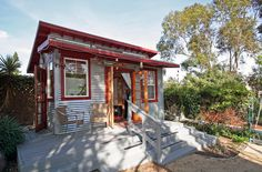 Check out this awesome listing on Airbnb: Art Studio Retreat/Rustic Cabin in San Diego