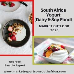 market in registered a positive CAGR of during the period 2013 to 2018 with a sales value of ZAR Million in an increase of over Natural Yogurt, Frozen Yogurt, South Africa, Period, Beverages, Dairy, Marketing, Breakfast, Food