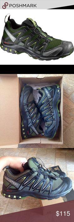 huge selection of 31189 a0f82 Like New Salomon XA Pro 3D Trail Running Shoes Salomon XA Pro 3D trail  running shoes