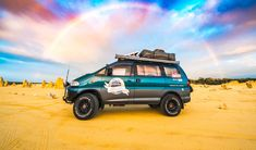 They may not be the most popular or beautiful car, but there is a lot about the Mistubishi Delica that many overlook. The car is the love child of four-wheel drive Pajero/Montero and a common van - wh Delica Van, Four Wheel Drive, Campervan, Around The Worlds, Rowan, Offroad, 4x4, Camping, Cars