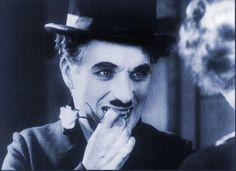 Charlie Chaplin ~ Smile, 1936 | Modern Times /Tempi Moderni | Tutt'Art@ | Pittura * Scultura * Poesia * Musica |