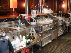 Nightclub Bar Equipment | Nightclub Bar Counters | ServaClean