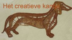 Het creatieve kantje Types Of Lace, Lace Making, Bobbin Lace, Irish Crochet, Free Images, Textiles, Pure Products, Dachshunds, Blog