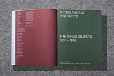 Wax Studios: Michelangelo Pistoletto | North East