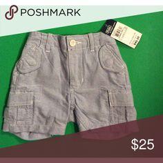 NWT Ralph Lauren Polo Boys Shorts 27 1/2-29 In 18 1/2-22 lbs Ralph Lauren Bottoms Shorts