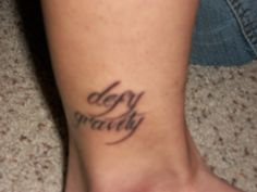 Defy Gravity quote from Wicked