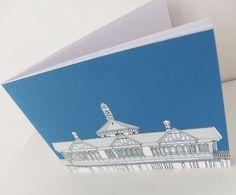 Dunoon Pier Journal, Blue Journal £6