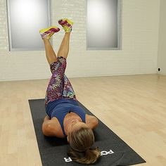 5 Moves to Tone your Inner Thighs - video demonstrates five simple moves to keep this often-overlooked area strong and trim. Plus, the only prop you need is a pillow.