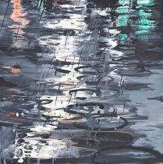 Michael Mazur, Night Rain - 2008