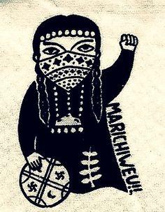 lucha mapuche contra el estado chileno