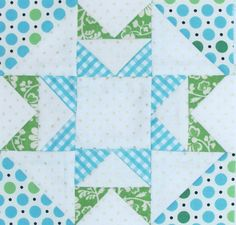 Love this block from Bee In My Bonnet