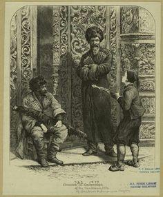 Circassian Cherkess in Istanbul