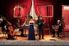 Concierto de Música Vocal de Boccherini en el VII Festival Luigi Boccherini de Mayo de 2014.