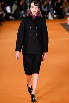 Opening Ceremony Fall 2016 Ready-to-Wear Fashion Show - Jamilla Hoogenboom