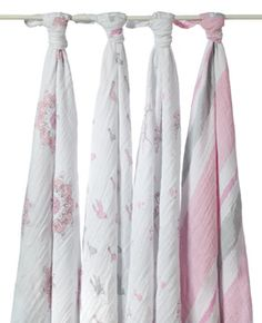 for the birds--aden & anais swaddle blankets