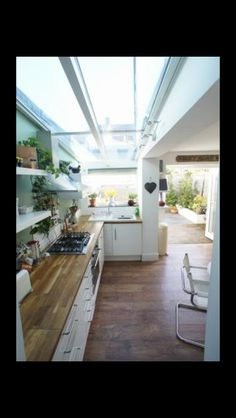 Kitchen extension Hove