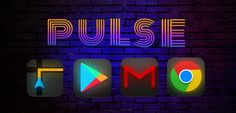 Pulse  Icon Pack v4.4.5