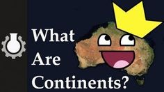 Continents funny clip about division of the continents.