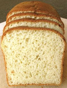 English Muffin Toasting Bread - This bread offers a toasted slice with a soft interior, and crisp-crunchy exterior.