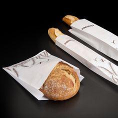 Las BOLSAS EN PAPEL para pan y baguette de GARCIA DE POU, son la mejor opción existente en el mercado. Fabricadas con material pura celulosa...