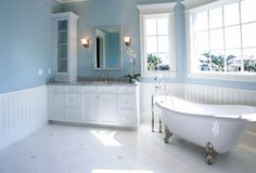 bathroom paint color inspiration