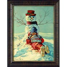 Artistic Reflections Making Memories by Mohr, Bonnie Framed Painting Print