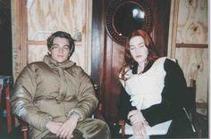 Fotos raras e inéditas dos bastidores da produção de um dos maiores sucessos da história do cinema: Titanic (1997)