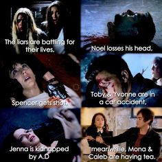 "5,858 Likes, 403 Comments - pll pic & vid edits (2:1) (@alisonsdeath) on Instagram: ""fc: 10 502 inspired by @/calevbenzo on twitter i love mona & caleb's friendship and their tea…"""