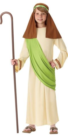 Shepherd Costume for Children - Party City