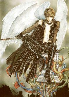 "Setsuna by Kaori Yuki, ""Angel Sanctuary"""
