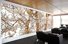 Amanda Weil : Lobby Wall Screen