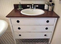 The dresser is a sturdy staple of almost every bedroom, but daily wear and tear can put even the best one into disrepair. When it's time to for a new dresser, don't just toss away the old one like last year's fashions. Instead, come up with a trendy way to repurpose it in your home. Dressers (obviously) have plenty of storage compartments, which can be great additions to spaces like the kitchen or living room. Even if your old dresser is slightly broken, it is easy to replace drawers with…