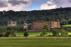 Chatsworth House, UK