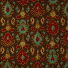 Chocolate Kova Home Decor Fabric