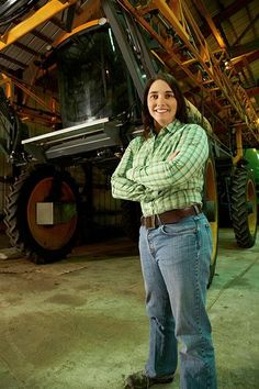 Of all ag producers, more than 30% are women. Meet some outstanding Women in Ag. | Successful Farming | http://www.agriculture.com/family/women-in-agriculture/women-on-grow_338-ar30982