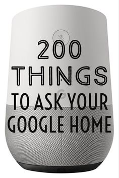 Google Home now has more than 200 third-party skills, also known as conversation actions. If you're just getting started, or you want to really see what your virtual assistant can do, check out our list.