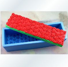 Soap Mold Silicone Mold Soap Mould Cuboid Bar Loaf by soapmoldiy, $35.99