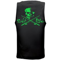 Skull & Poles Salt Life Tank