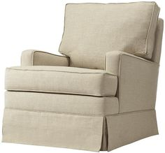 glider i like the natural flax color linen would be a good contrast to glider rocking chairglider rockersswivel - Swivel Rocker Chairs For Living Room