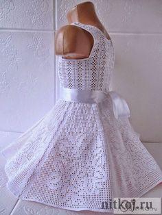 Платье «Маленькая мисс»