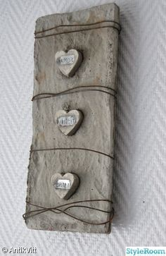 It's all about Hearts ♡ Could be a could idea with wedding date incorporated into the hearts