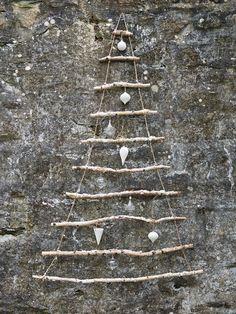 Birch Branch Hanging Tree