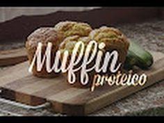 Muffin proteico é saudável e simples de fazer - YouTube