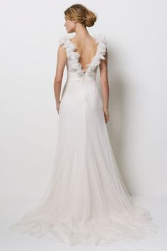 i will never get tired of looking at wedding dresses.