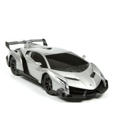 This Lamborghini Veneno Remote Control Car is perfect! #zulilyfinds