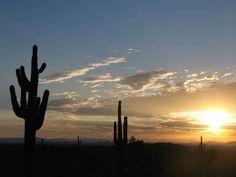 Maricopa County, Arizona, U.S. | 18 Stunning Sunrises From Around The World