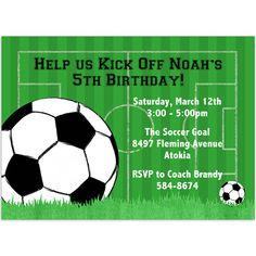 Soccer free printable birthday party invitations birthday party httpsimg1systatic06407105440 filmwisefo